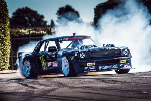 Ford Mustang Hoonicorn RTR V2 by ASD Motorsports 2018 года
