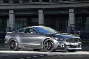 Ford Mustang Q500 Enforcer by Steeda (UK) '2018
