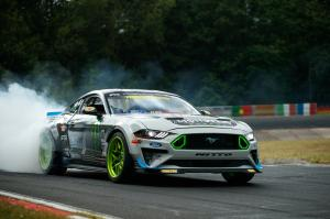 2018 Ford Mustang RTR Competition-Spec Drift Car