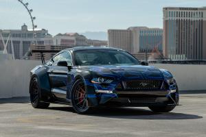 2018 Ford Mustang Wide-Body Road Racing by Galpin Auto Sports