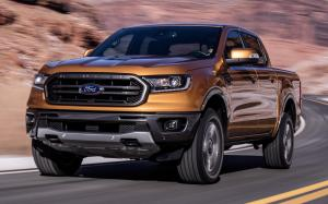 Ford Ranger FX4 Lariat SuperCrew 2018 года (NA)