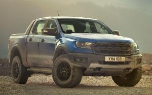 Ford Ranger Raptor 2018 года (EU)
