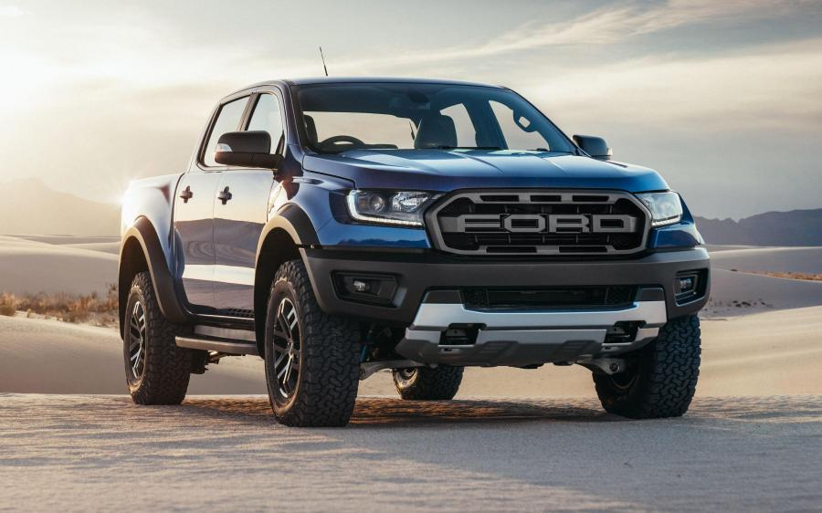 2018 Ford Ranger Raptor (TH)