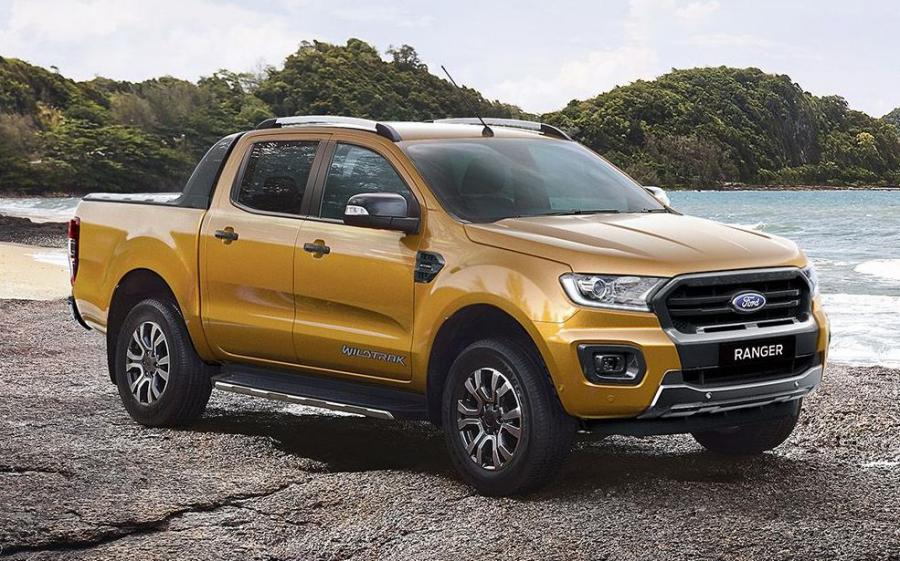 2018 Ford Ranger Wildtrak (AU)