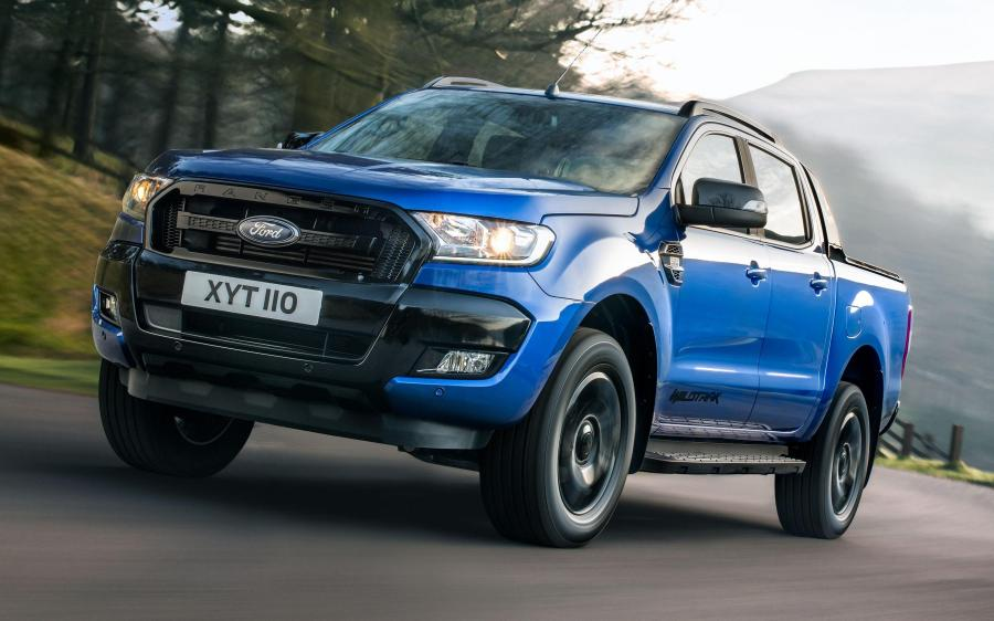 2018 Ford Ranger Wildtrak X (EU)
