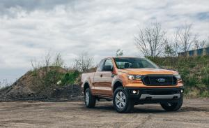 2018 Ford Ranger XL STX SuperCab