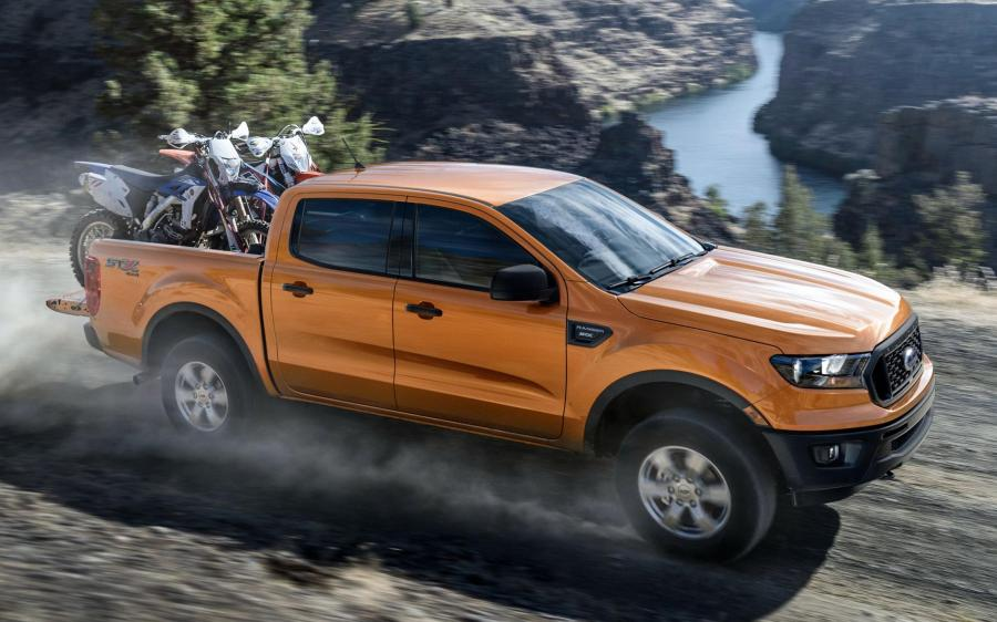 Ford Ranger XL STX SuperCrew