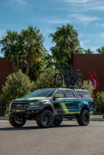 Ford Ranger XLT 4x4 SuperCrew Project Nightfall by A.R.E. 2018 года