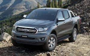Ford Ranger XLT Double Cab 2018 года