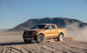 2018 Ford Ranger XLT SuperCrew FX4