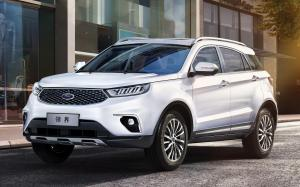 Ford Territory 2018 года
