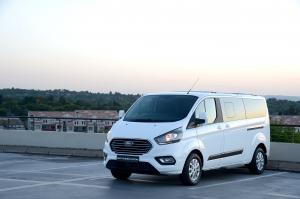 Ford Tourneo Custom LWB 2018 года