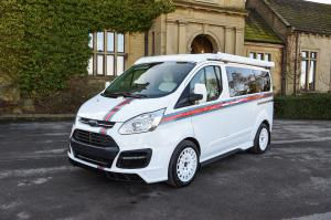 2018 Ford Tourneo Custom Special Edition Terrier by MS-RT & Wellhouse