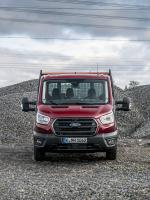 Ford Transit Chassis Cab L2 2018 года (EU)
