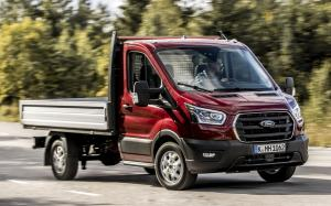 Ford Transit Chassis Cab L2 2018 года