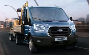 Ford Transit Chassis Cab L3 2018 года (EU)
