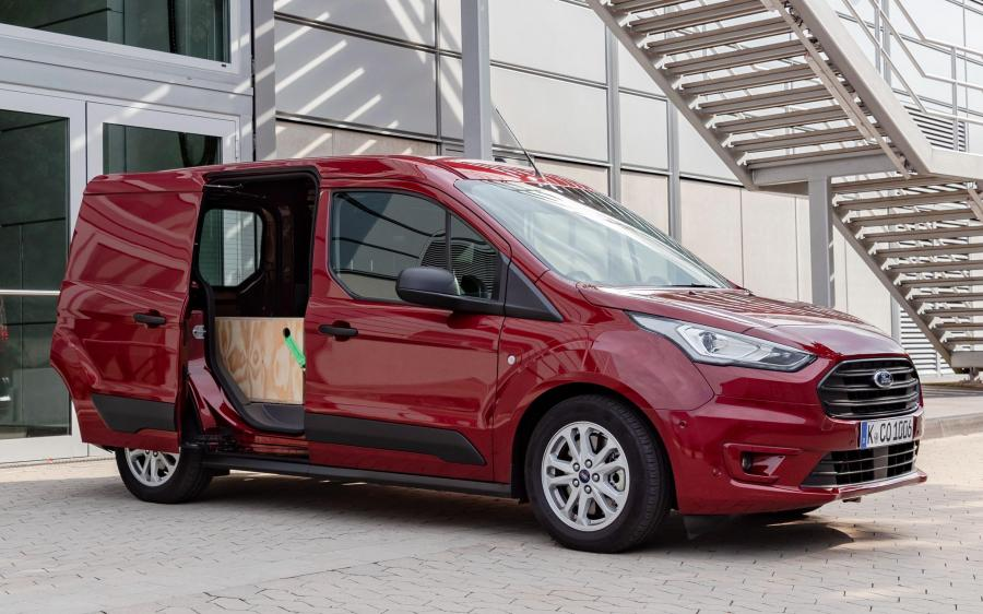 2018 Ford Transit Connect (WW)