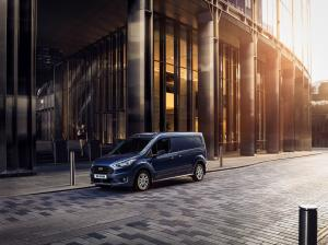 Ford Transit Connect LWB 2018 года