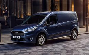 Ford Transit Connect LWB 2018 года (WW)