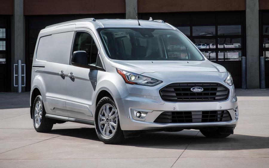 2018 Ford Transit Connect Van (NA)