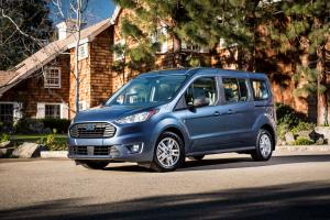 2018 Ford Transit Connect Wagon LWB