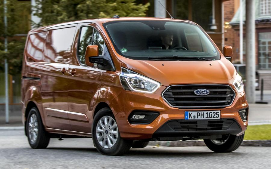 2018 Ford Transit Custom PHEV (WW)