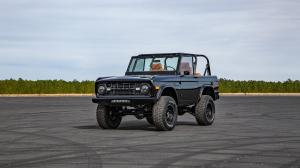 2019 Ford Bronco Supercharged V8 by Velocity Restoration