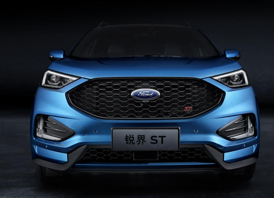 Ford Edge ST (CN) '2019