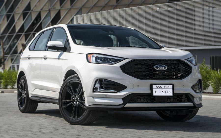 Ford Edge ST (UAE) '2019