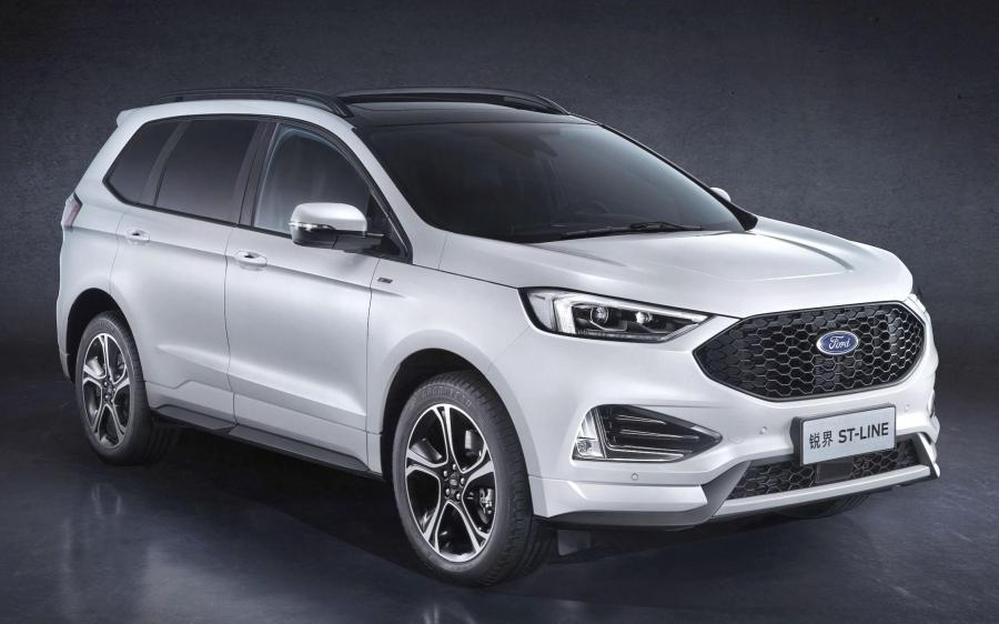 Ford Edge ST-Line (CN) '2019