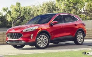 Ford Escape Hybrid SE (NA) '2019