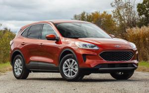 Ford Escape SE 2019 года (NA)