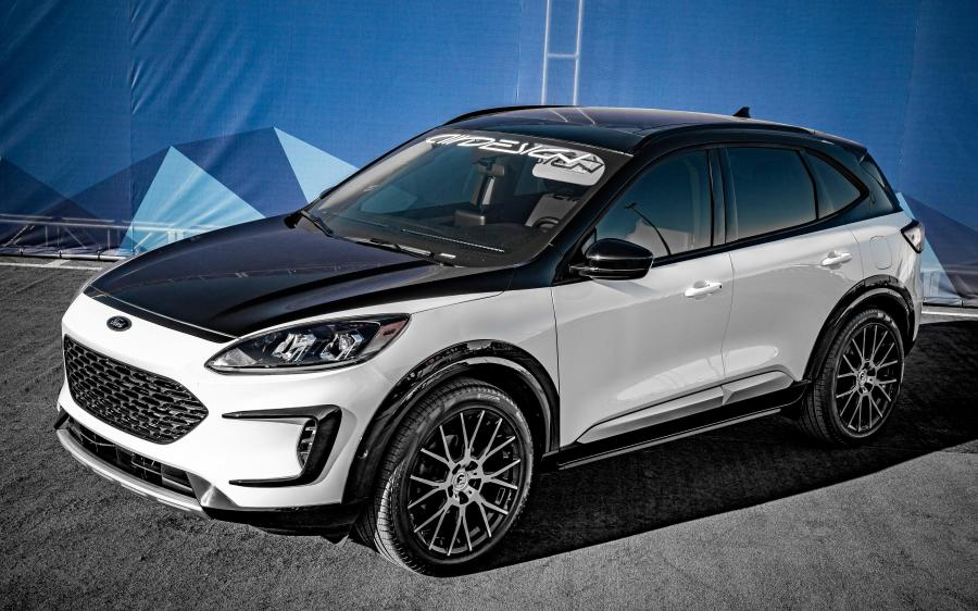 Ford Escape Sport Hybrid by Air Design USA '2019