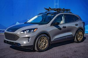 2019 Ford Escape Urban by LGE-CTS Motorsports
