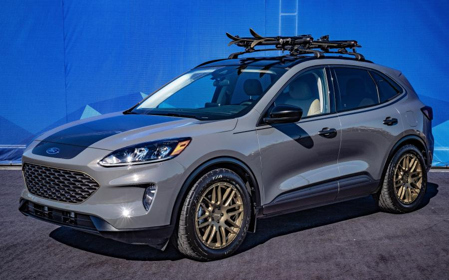 Ford Escape Urban by LGE-CTS Motorsports '2019