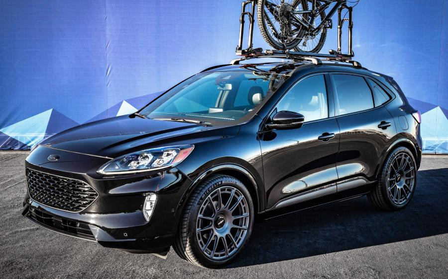 Ford Escape by MAD Industries '2019