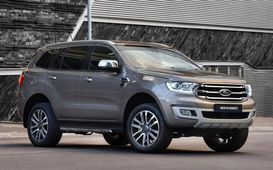 Ford Everest Limited (ZA) '2019