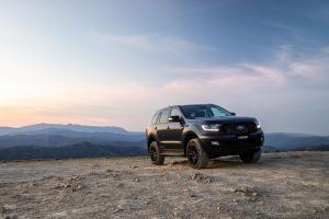 2019 Ford Everest Sport
