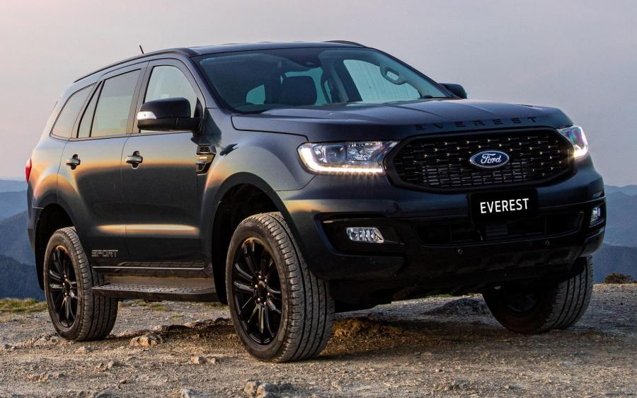Ford Everest Sport (AU) '2019
