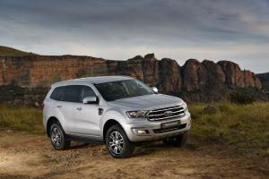 Ford Everest XLT (ZA) '2019