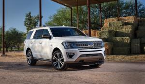 2019 Ford Expedition King Ranch Edition