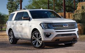 Ford Expedition King Ranch Edition 2019 года