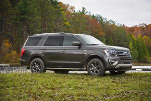 2019 Ford Expedition Limited FX4