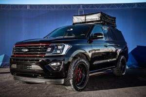 2019 Ford Expedition Stealth by MAD Industries