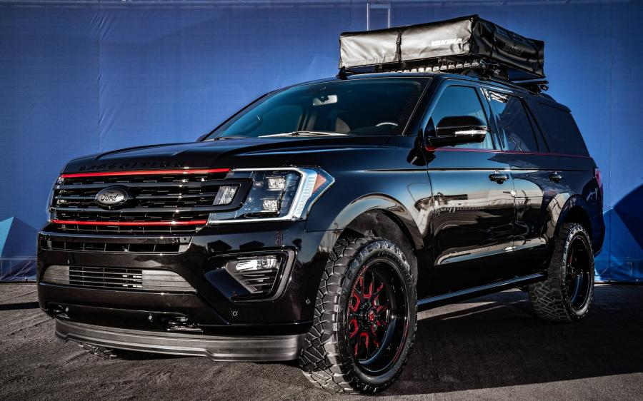 Ford Expedition Stealth by MAD Industries '2019