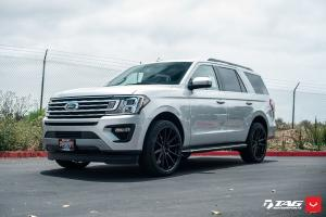 2019 Ford Expedition by TAG Motorsports on Vossen Wheels (HF6-1)