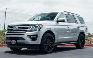 Ford Expedition by TAG Motorsports on Vossen Wheels (HF6-1)