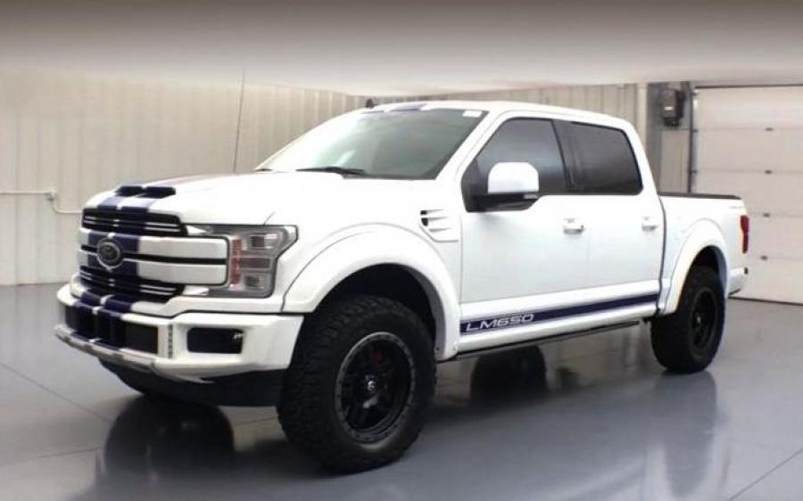 2019 Ford F-150 LM650