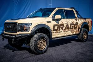 Ford F-150 Lariat Sport 4x4 SuperCrew by DRAGG 2019 года