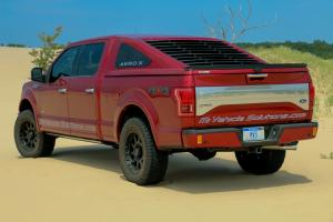 2019 Ford F-150 Platinum SuperCrew Fastback Aero X by Michigan Vehicle Solutions